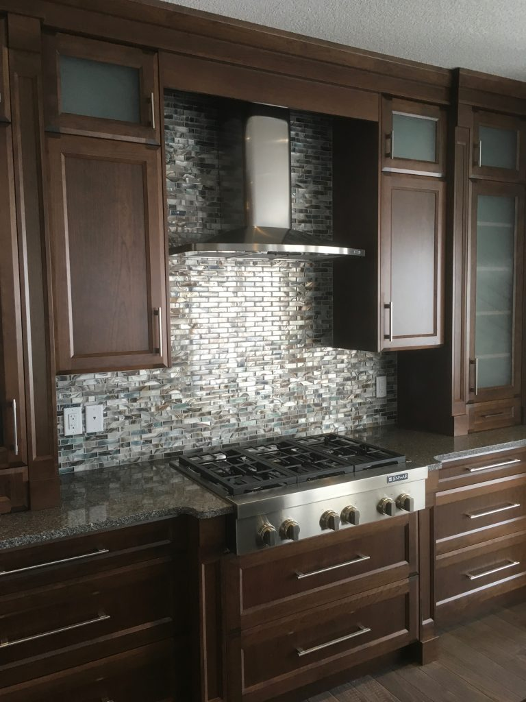 Stained Or Painted Kitchen Cabinets In Regina Which One Is Better